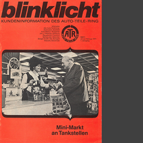 1971: ATR launches the first issue of the workshop magazine blinklicht.